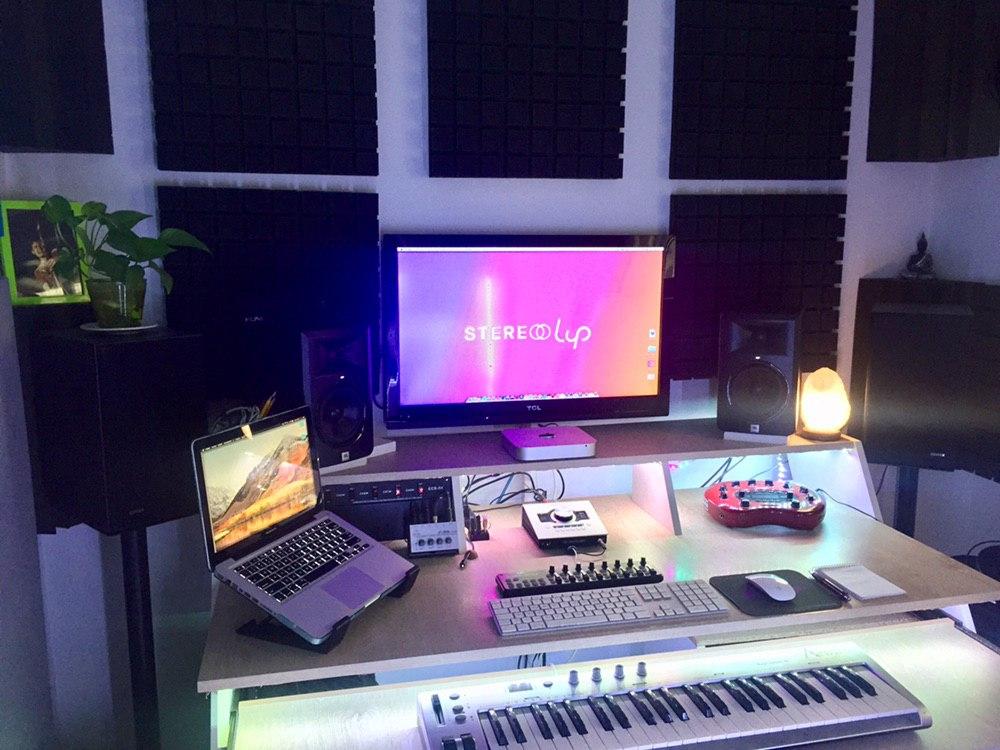 Stereo Lup Estudio